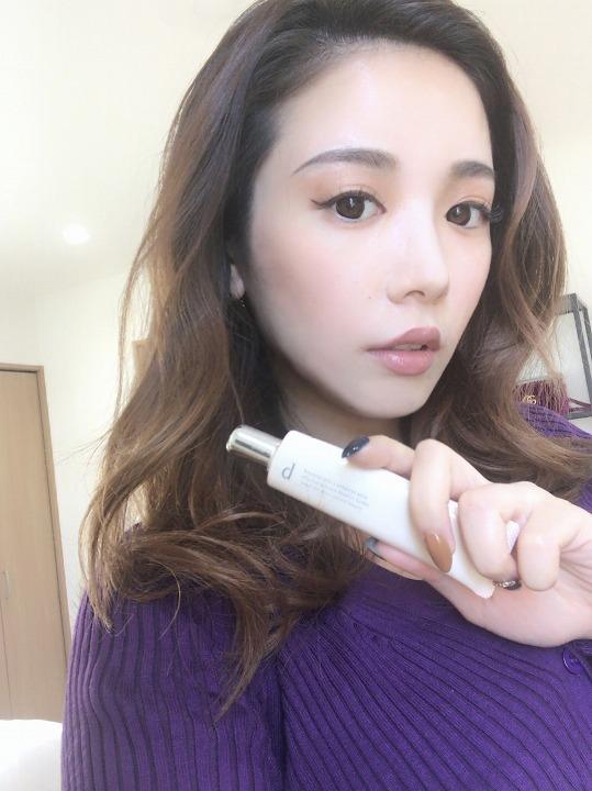 @GIRL_資生堂_dプログラム 薬用スキンケアファンデーション(リキッド)_chi-syan