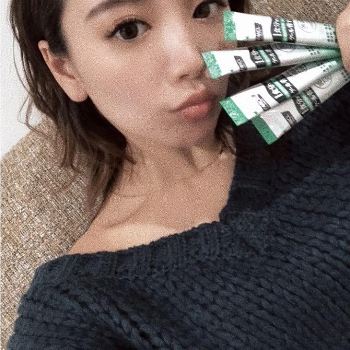@GIRL_ファンケル 青汁_chi-syan