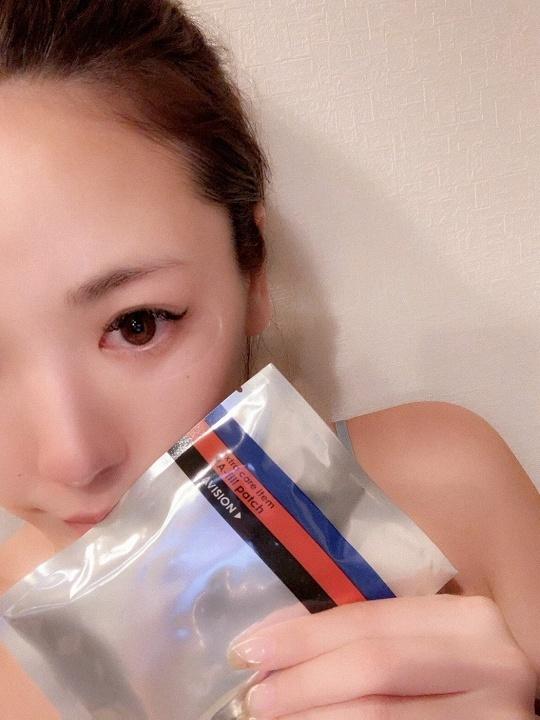 @GIRL_資生堂 ナビジョン HAフィルパッチ_chi-syan