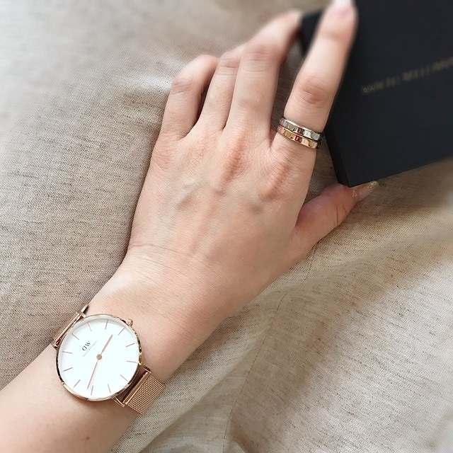 @GIRL_DanielWellington_おまめ