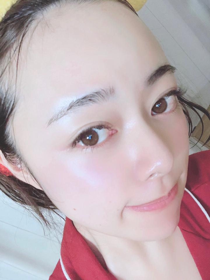@GIRL_ナノアクア炭酸ジェルパック_miku