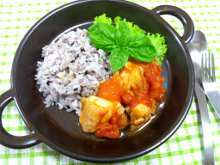 yuuki「チキンのトマト煮込」