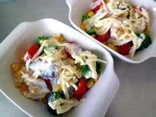 yuuki「鮭と野菜のマヨ焼き」