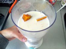 yuuki「かぼちゃクリームのマカロニグラタン」