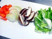 yuuki「たっぷり野菜の卵クッパ」