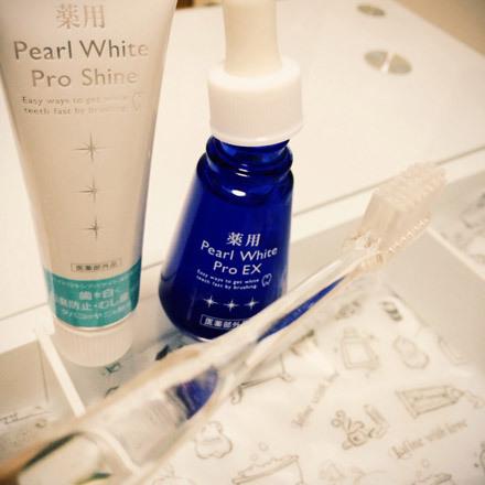 よっぴー×Pearl White Pro EX