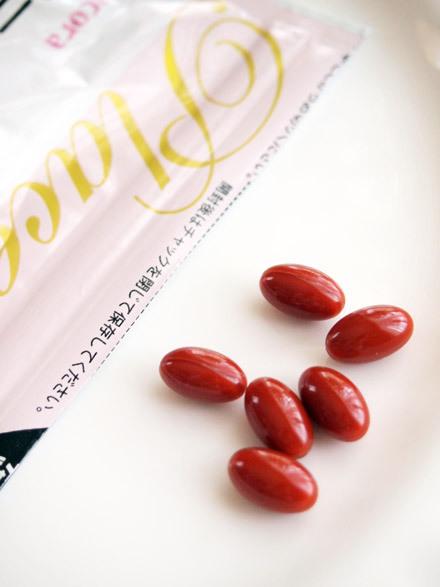 桃子×フラコラ プラセンタつぶ5000