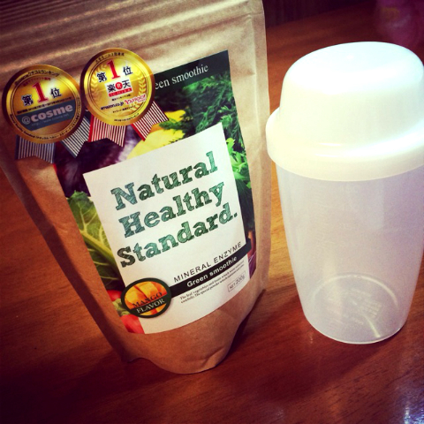 ちいめろ×Natural Healthy Standard.